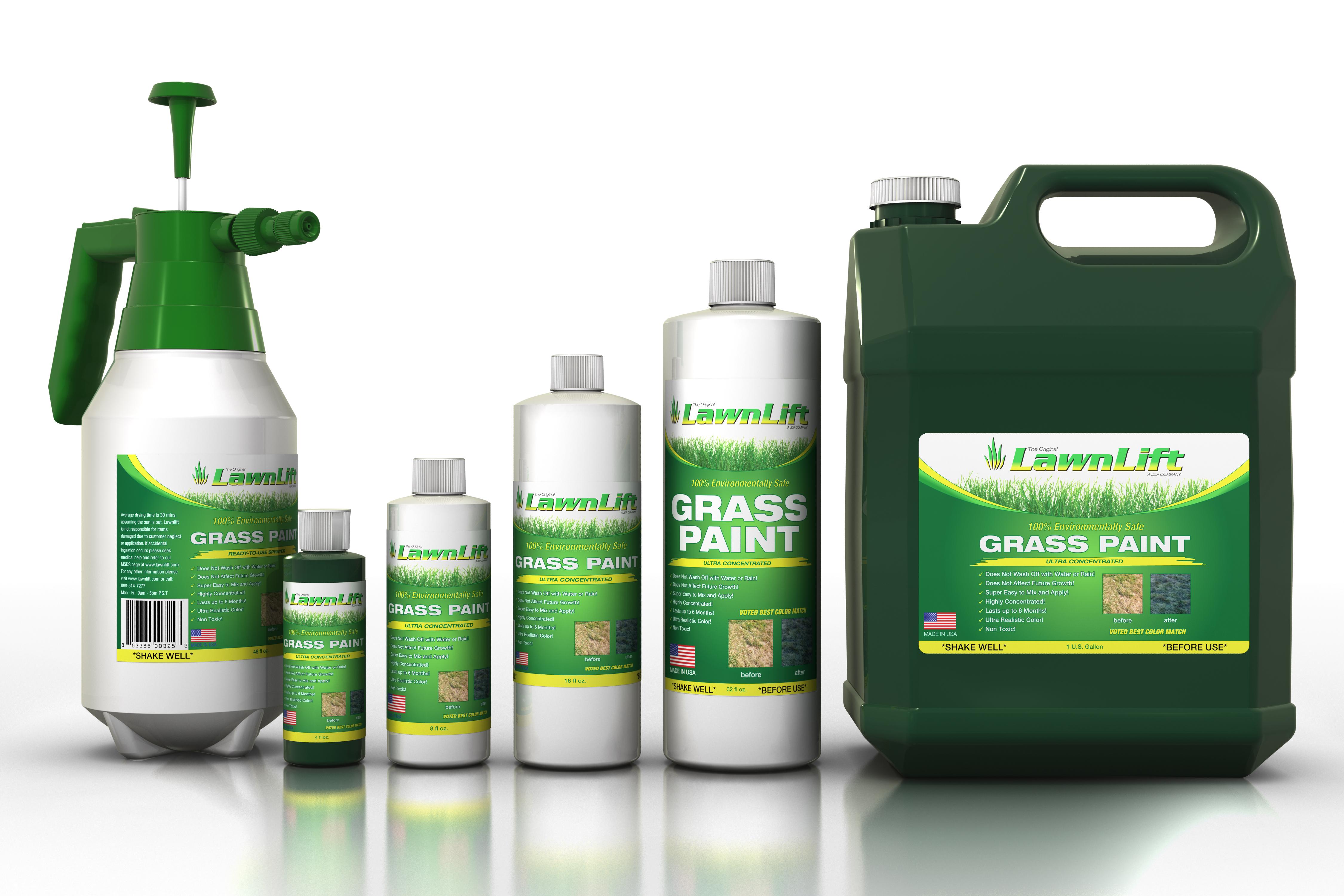 Grass Paint FAQ's | LawnLift Blogs
